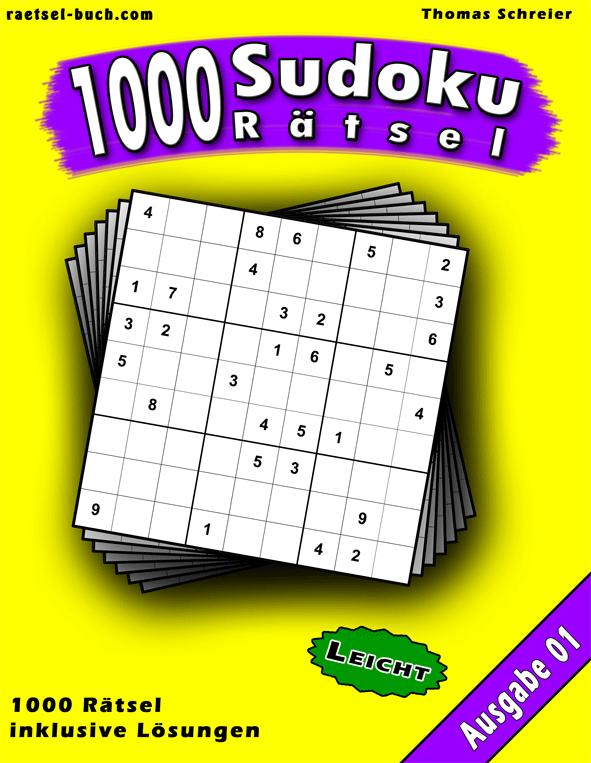 1000 Sudoku Leicht