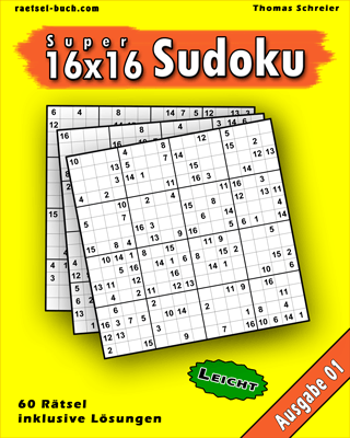 16x16 Zahlen Leicht
